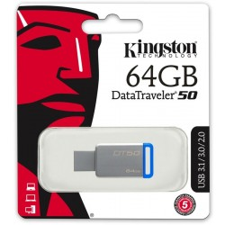 CLE USB 3.0 KINGSTON 64GO