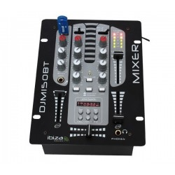 TABLE DE MIXAGE 3 VOIES PLAYER USB BLUETOOTH