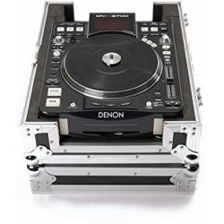 FLIGHT CASE MULTI FORMAT POUR PLATINE CD DJ OU MELANGEUR