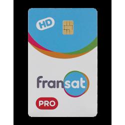 CARTE FRANSAT PRO PC6