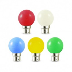 BLISTER DE 5 AMPOULE LED DE...