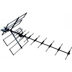 ANTENNE UHF YAGI 9EL 21/60 14.5DB F