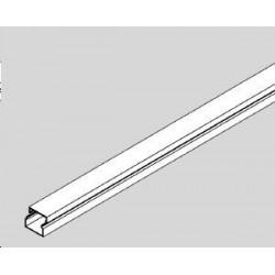 MINI MOULURE PVC 10x20 BLANC (au mètre)
