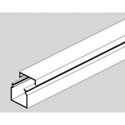 GOULOTTE PVC 40x40 BLANC (au mètre)