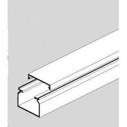 GOULOTTE PVC 40x60 BLANC (au mètre)